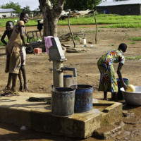 New Well for Village