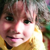 care for a slum child