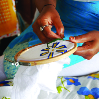vocational training for trafficking victim