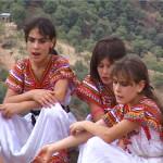 ALBE Berber girls singing 20131
