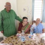 INVI Dr. Viji Mary Sister Rachel.April 2015