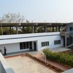 INVI womens fellowship center construction progress 2014