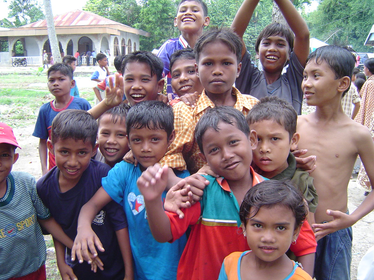 IOCS-Acehnese children 2007