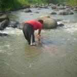 IONS Baptizing.Jan 2015