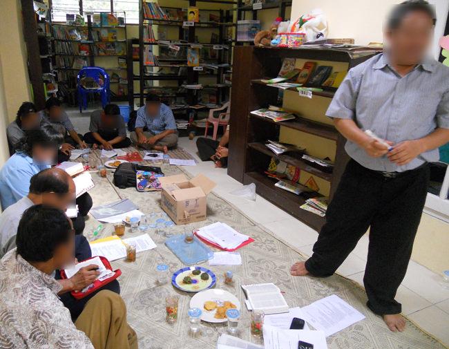 IOSC-Gathering's LTM.Feb 2015