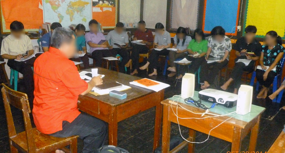 IOSC-Pedoman SATU @ Kalimantan.Feb 2015
