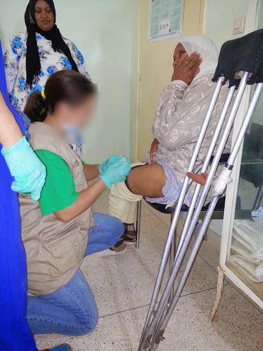 SPPM-Jasmine Assoc. medical work Morocco.Jan 2015