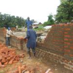 SSAI Torit School construction 6 2014 8
