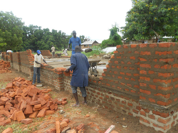 SSAI-Torit School construction 6- 2014 (8)