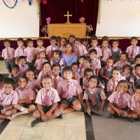 Sponsor a Child, Christmas Cheer Program - Badavo Banjara Phozear Trust, India