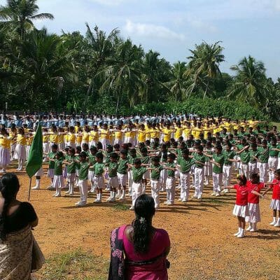 INBF School Assembly July 2014