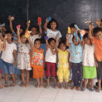 Sponsor a Child, Christmas Cheer Program - CNEC Banjarmasin, Indonesia