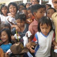 Sponsor a Child, Christmas Cheer Program - Cahaya Suku, Indonesia