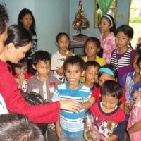 Sponsor a Child, Christmas Cheer Program Program - Sundanese Christian Fellowship, Indonesia