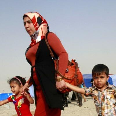 Kurdistan Refugees e14170462615361