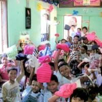 Sponsor a Child, Christmas Cheer Program - CNEC Myanmar