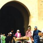 NAfrica Market StreetScene 1992