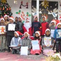 Sponsor a Child, Christmas Cheer Program - Roshan Life, Pakistan