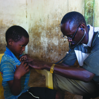 Life-Saving Medicine for Africa