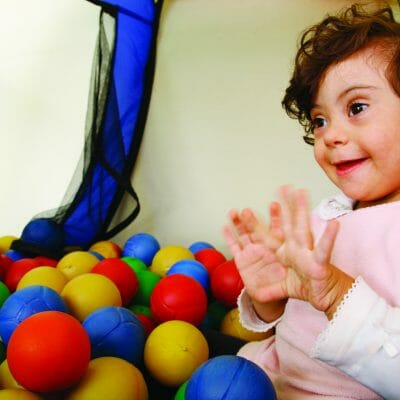 therapy for a disabled child1