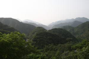 East Asia Mountains