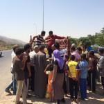 IQEC Relief Food for Yazidis 3 Sept 2014