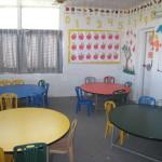 PASL Shining Light Academy school classroom 2012
