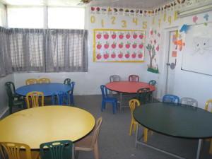 PASL-Shining Light Academy-school classroom