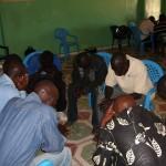 SEIS 4P Prayer Meeting at Diomkhel 2009 10