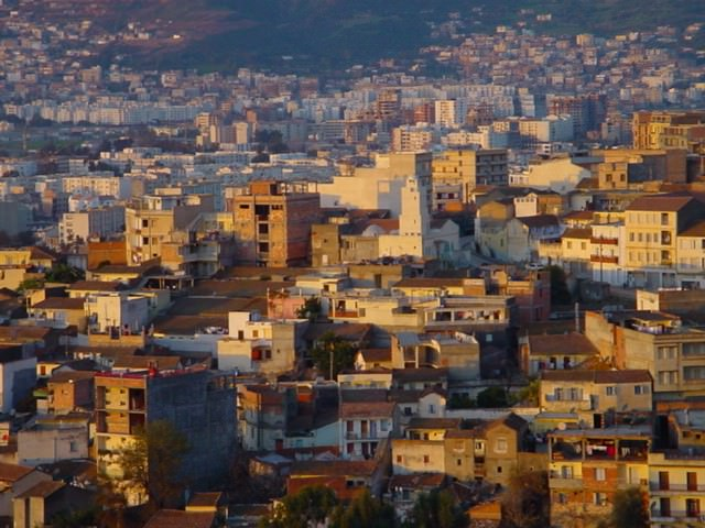 Algerian cityscape