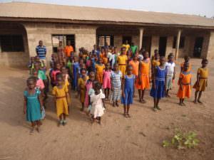 GHCO-Dama Nkwanta school