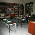 IOIC Library at Bible School Oct 2010