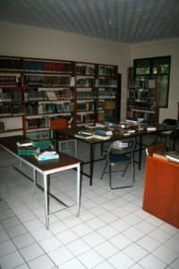 IOIC Library at Bible School