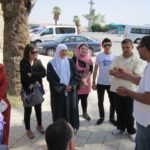 ISSG archaeological trip for Muslim families 5 2013