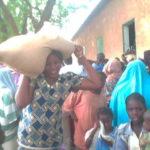 NEEF Famine Relief Distribution June 2006 20