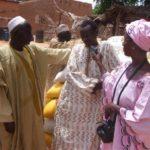 NEEF Famine Relief Distribution June 2006 3