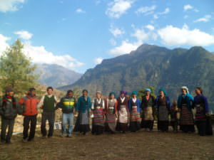 NPRH Outreach in Mountains