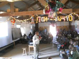 TDCC-house churches training in southern Chad