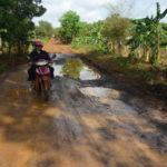 VNGC-evangelist traveling to villages