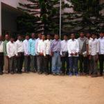 INIE-Marathi speaking evangelists fm Kolam and Kukna fields.2nd level ldshp training