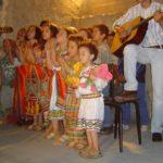 ALBE Berber choir singing songs 2013