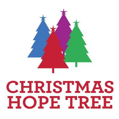 Christmas Hope Tree Graphic