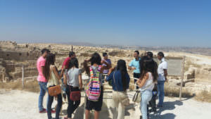 ISSG-taking youth to historical sites.