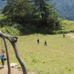 SAC children at play