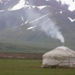 Kyrgyz Yurts Mountain 3