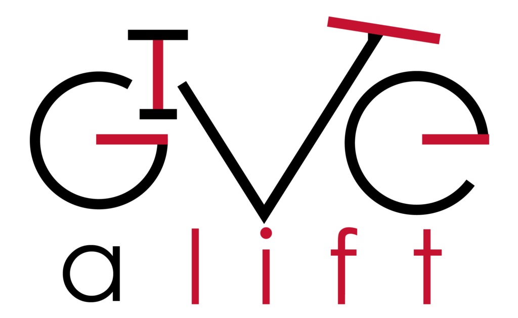 give a lift logo