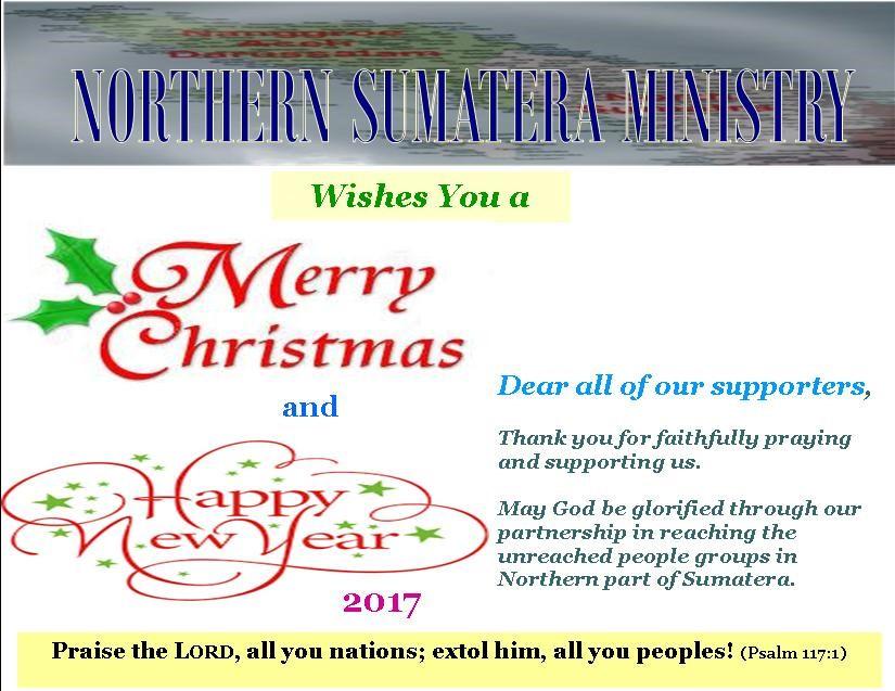 Christmas/New Year greetings! - Partners International-Partners ...