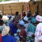 SEIS March 2017 Update women group storytelling and Bible study