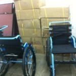 JOEP June 2017 Update Wheel Chairs bring gratitude