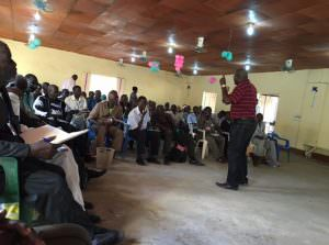 Disciple Making Training in Chad